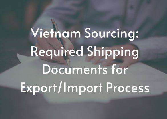 Required Shipping Documents for Export/Import Process