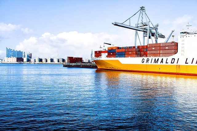 Sea Freight for global shipping in Vietnam