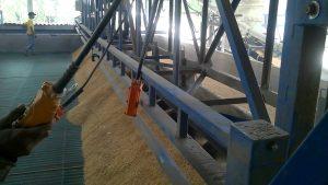 Vietnamese rice drier